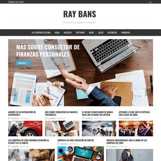 Ray Bans – Actualizaciones elegantes e inteligentes