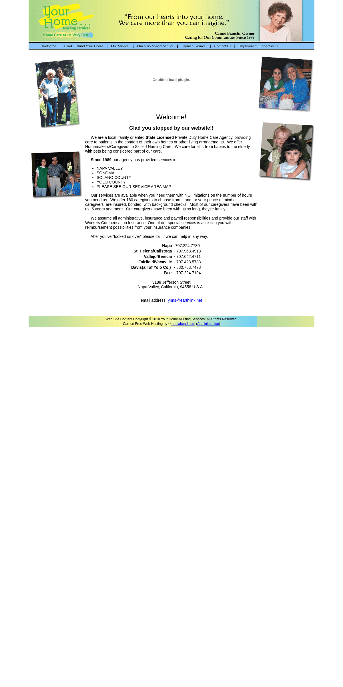 ArchiveBay.com - yourhomenursing.com - YHNS - Welcome!