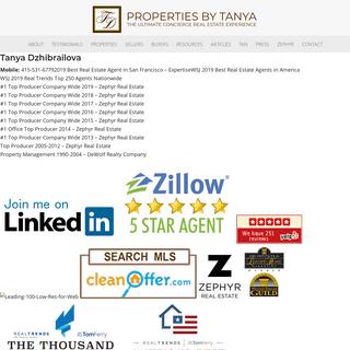 Properties by Tanya