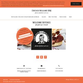 Chicago Williams BBQ – Seriöse Grillerei seit 2012