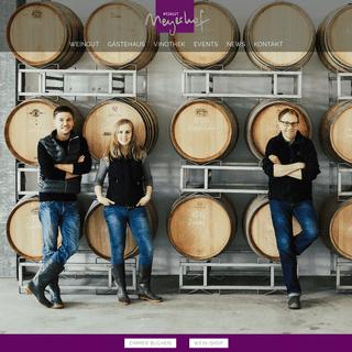 Weingut & Weinparadies Meyerhof
