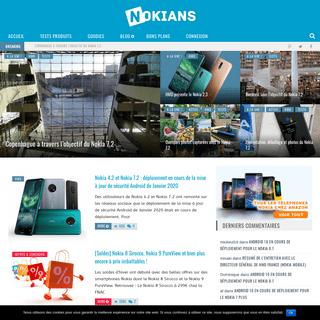 Nokians – La parole aux fans de Nokia
