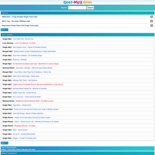 Geet-Mp3.Com -- DjPunjab.Com Download Latest Punjabi Bollywood Westren Music Mp3, Video Songs