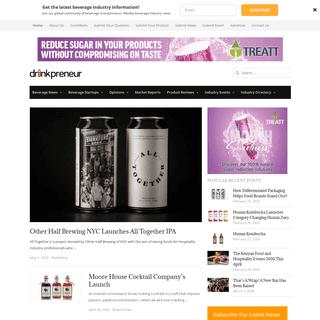 Beverage Business News For Entrepreneurs