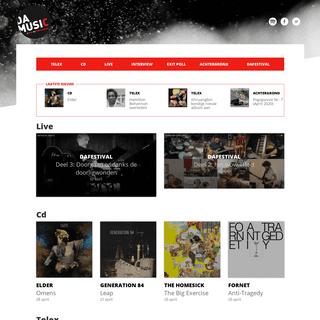 daMusic online muziekmagazine
