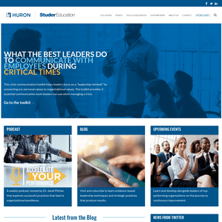 ArchiveBay.com - studereducation.net - Home - Studer Education