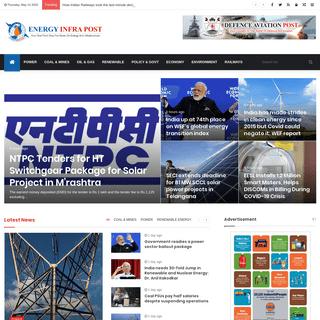 Latest Energy News- Energy News India- Power, Coal Energy News