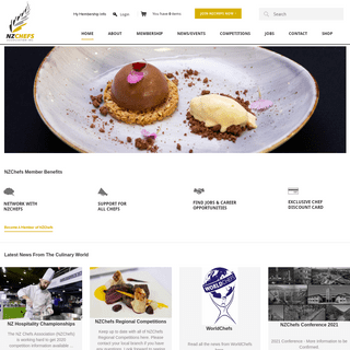 NZChefs Home Page
