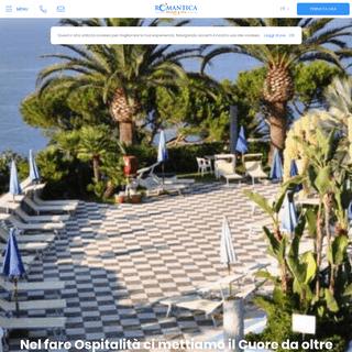 Sito ufficiale - Hotel Romantica Resort & SPA Terme Ischia