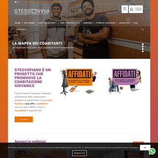 StessoPiano - Dove Giovani Coabitanti e Proprietari si Incontrano