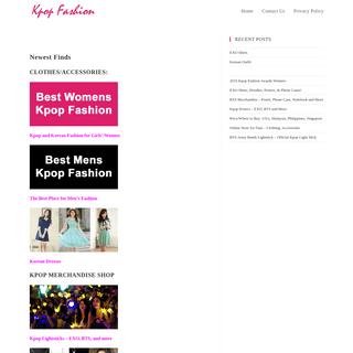 KpopFashion.net - The Top Kpop Fashion and Outfits