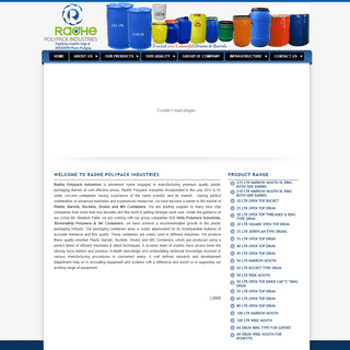 Radhe Polypack Industries