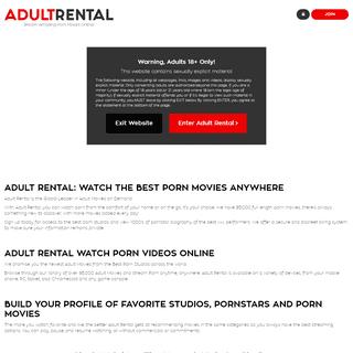Adult Rental- Stream Full Length Porn Movies Online