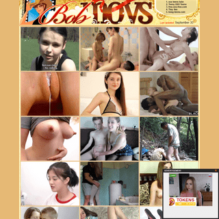 Free young porno movies, hot teeny porn, young teens porn and free teeny sex on Bob Movs.