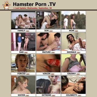 Hamster Porn