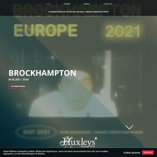 Huxleys Neue Welt - Berlin Neukölln
