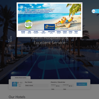 Limak International Hotels & Resorts - Limak Hotels (EN)