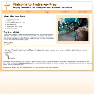 Praise~n~Pray Ministries