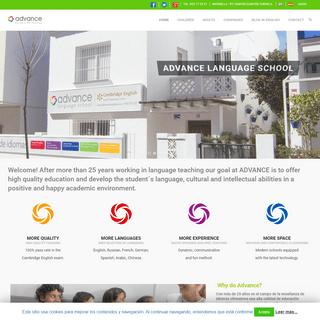 Advance Marbella - School of languages