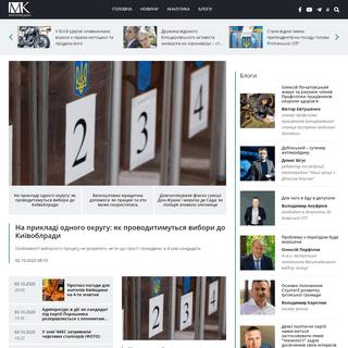 Інформаційний портал «Моя Київщина»
