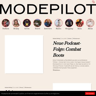 Modepilot