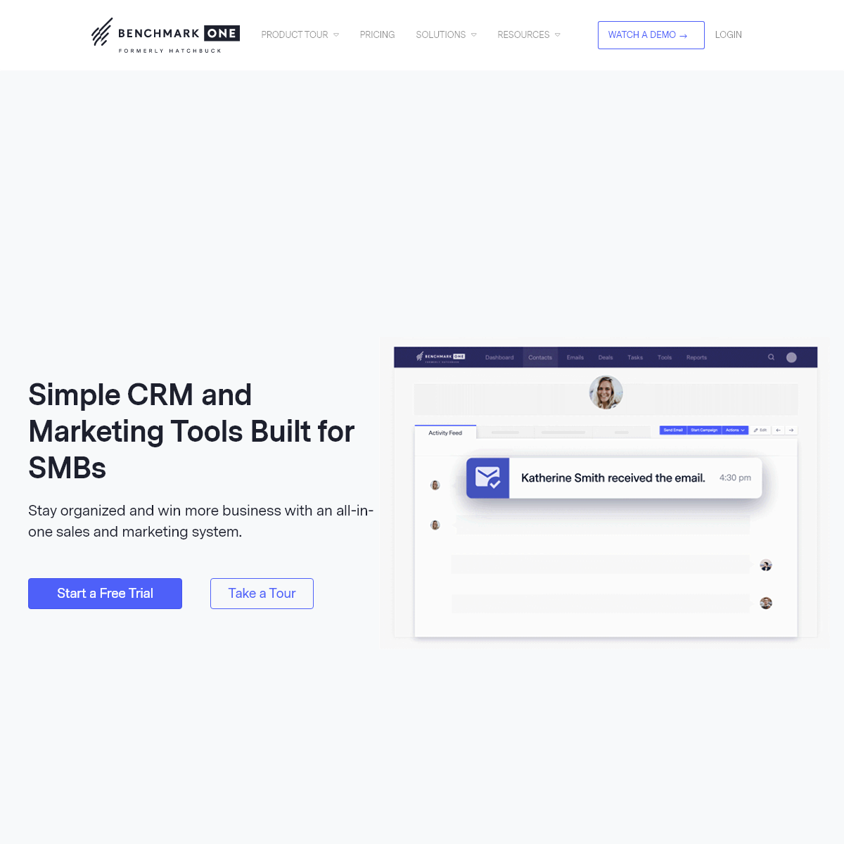 Marketing Software, CRM and Marketing Automation Built for You
