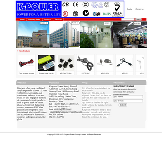 Kingwon Power Supply