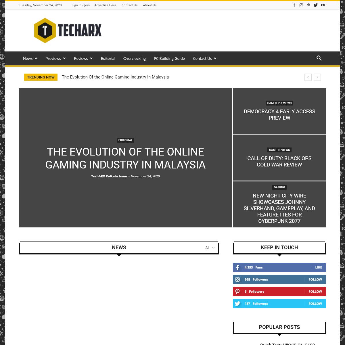 TechARX