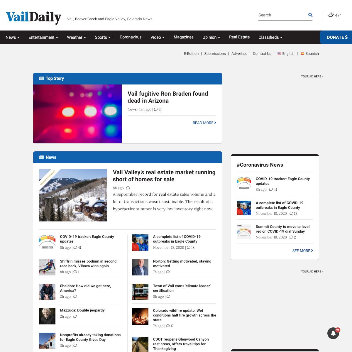 News - VailDaily.com