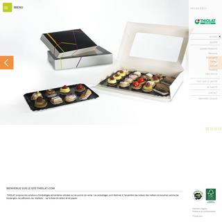 Accueil - Thiolat Packaging