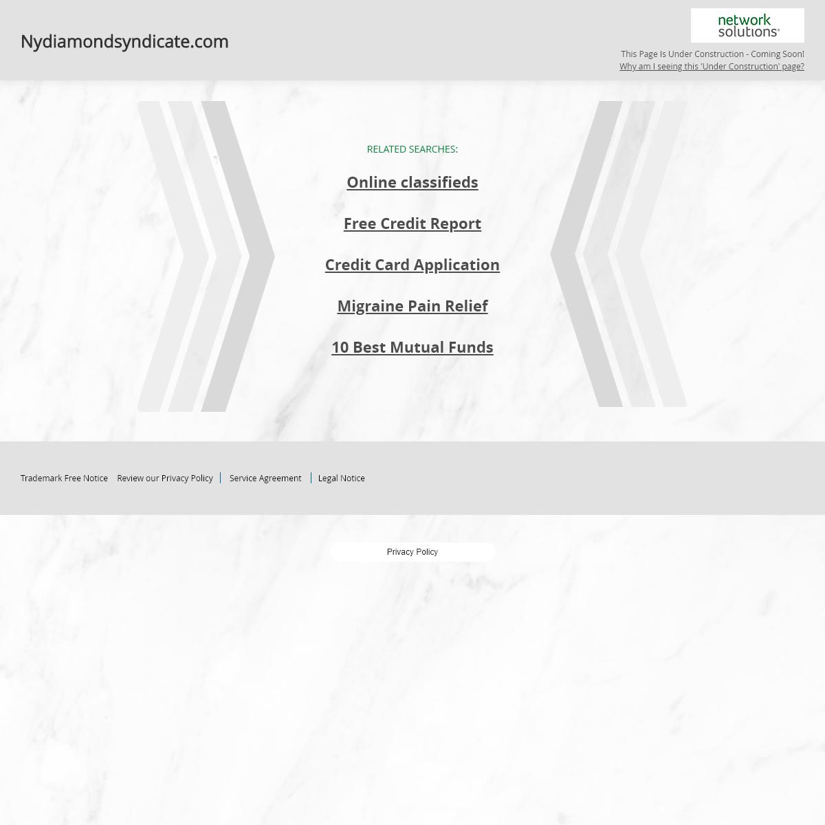 Nydiamondsyndicate.com