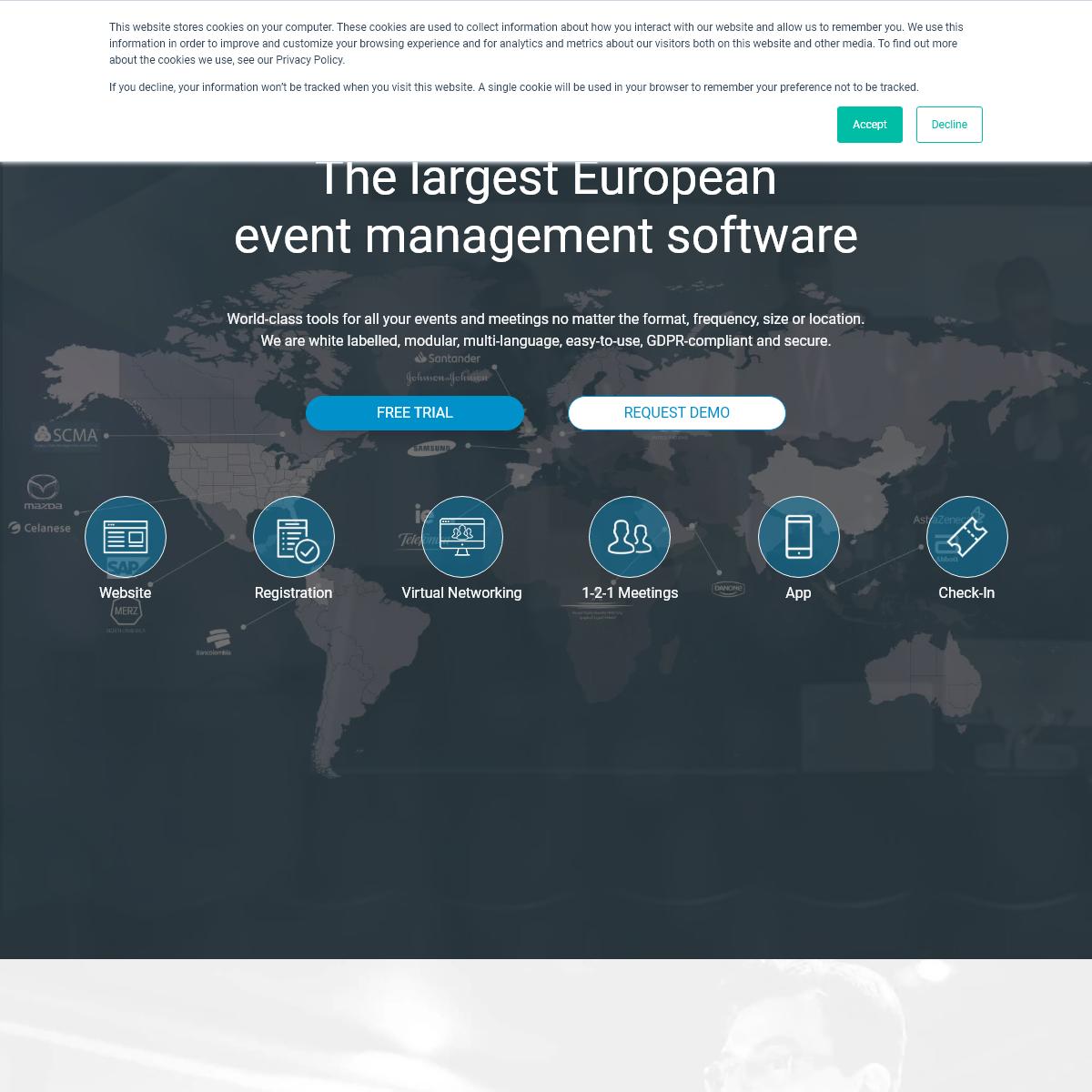 Event Management Software - Eventscase