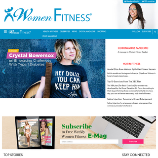 Women Fitness- A Wholesome Guide to Women Health & Wellness