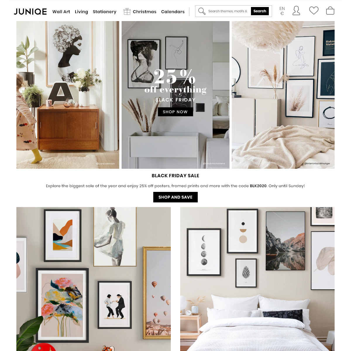 Shop Wall Art, Stationery & Gifts - JUNIQE