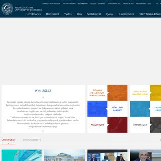 UNEC – Azərbaycan Dövlət İqtisad Universiteti