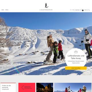 Ferien, Urlaub, Reisen - Fürstentum Liechtenstein