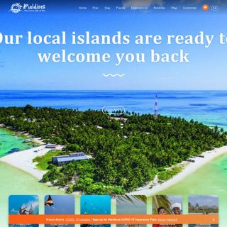 Visit Maldives - The Sunny Side of Life