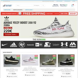 Adidas Yeezy Boost 350 Scarpe Italian Online - Adidas Yeezy Boost 350 v2 Dove Comprare