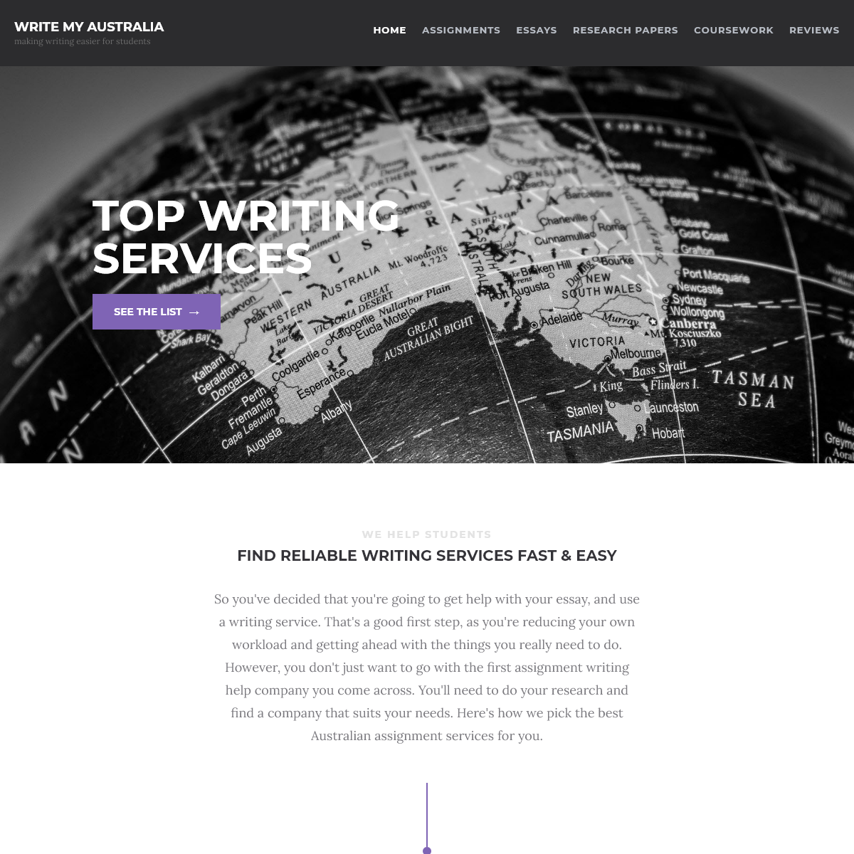 Best Custom Writing Services in Australia