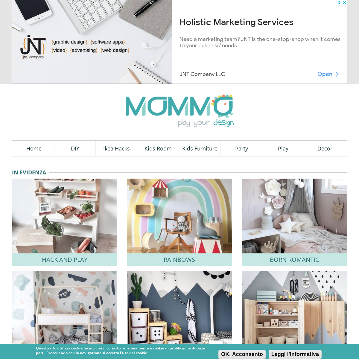 Mommo Design - Play your design