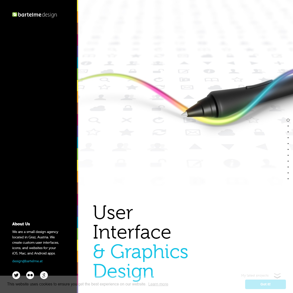 Bartelme Design ★ User Interface and Graphics Design