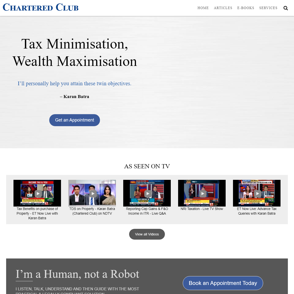 Chartered Club