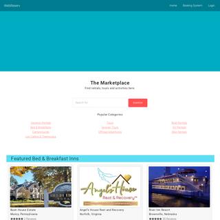 WebReserv Online Booking System