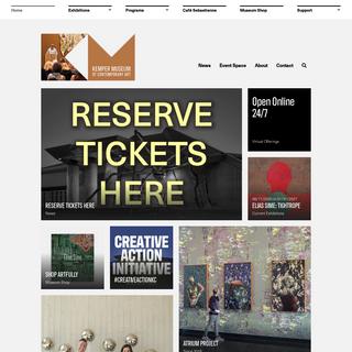 Home - Kemper Museum of Contemporary Art