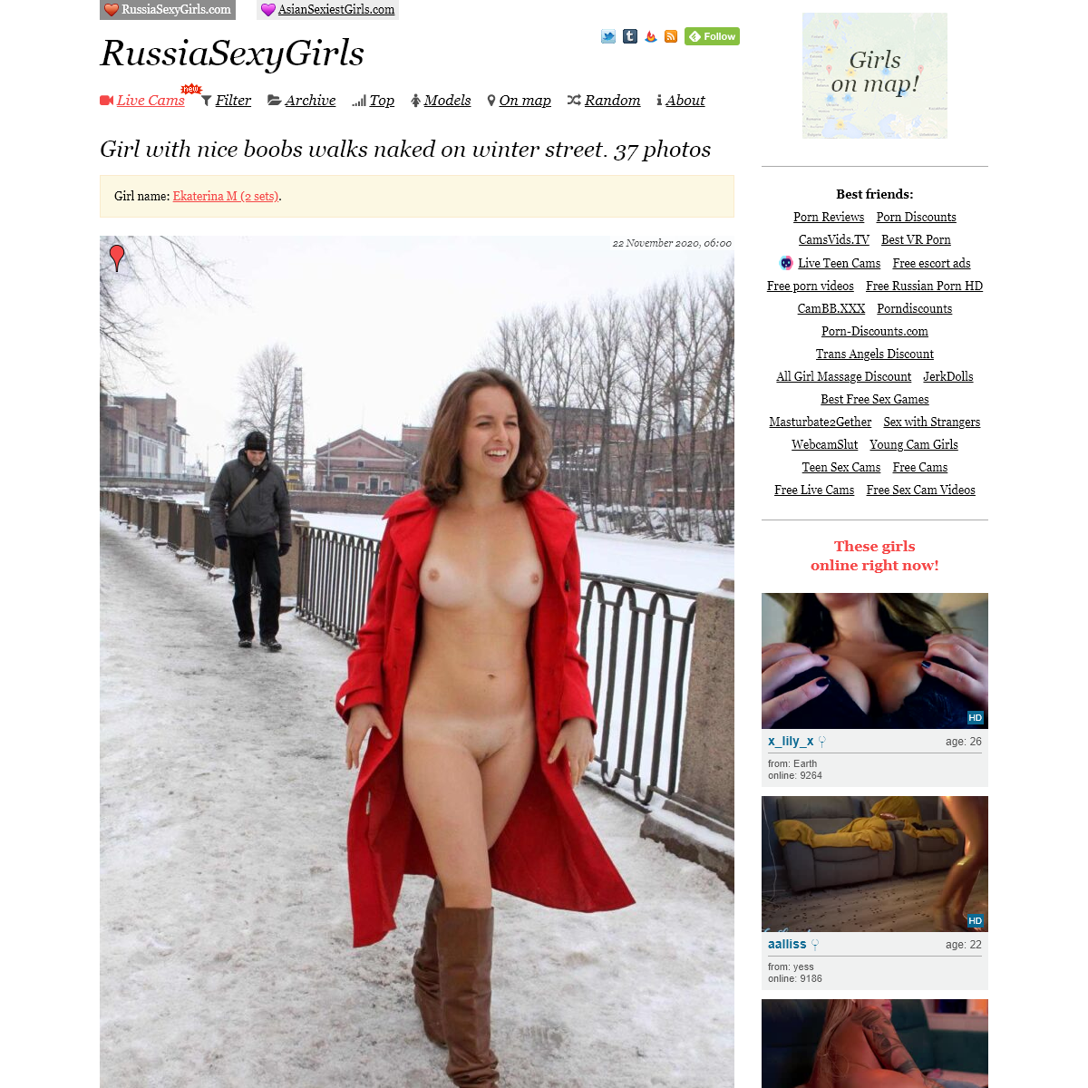A complete backup of www.russiasexygirls.com