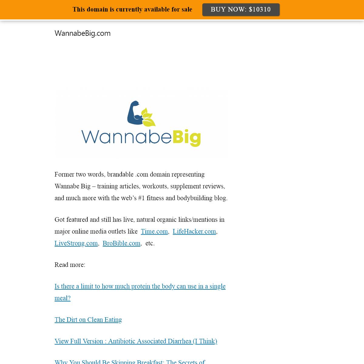 - WannabeBig.com