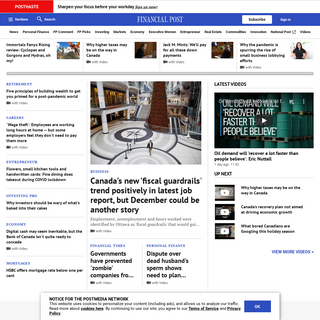 Home - Financial Post Home Page - Financial Post