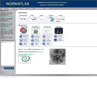 Wormatlas Homepage