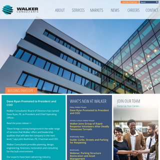 Home - Walker Consultants