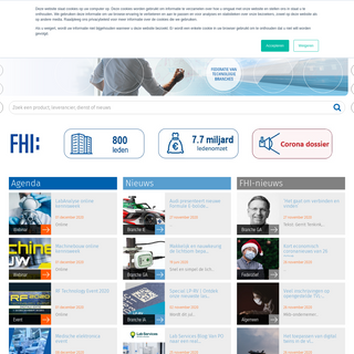 Home - FHI, federatie van technologiebranches